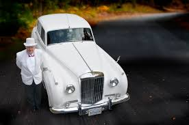 vintage bentley grill classic bentley wedding limo rental vintage limousine rental dc
