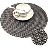 Placemats For Round Table Amazon Com Hebe 12 6