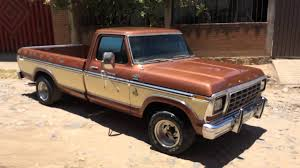 78 Ford F150 Truck Bed - ford 1978 f 150 ranger lariat youtube