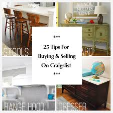 Patio Furniture On Craigslist by 25 Tips For Buying And Selling On Craigslist Young House Love
