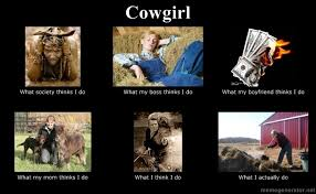 Cowgirl Memes - pin by ni little on what they what we pinterest farming