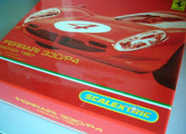 scalextric 330 p4 330 p4 monza 1967 scalextric limited edition