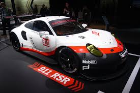 porsche racing colors porsche 911 finally adopts mid engine layout with 2017 rsr