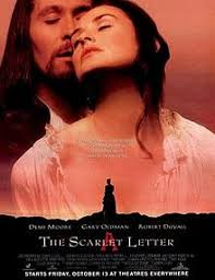 the scarlet letter 1995 film wikipedia