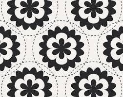 Geometric Curtain Fabric Uk Geometric Fabric Etsy