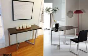 fold up dining room table and chairs top 17 furniture for small spaces folding dining tables chairs for