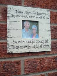 christmas in heaven what do they do remembrance picture frame
