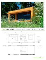 Bunkie Floor Plans by Solo 36 Bunkie Sustain Design Studio Pdf Catalogues