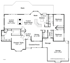 ranch floor plans with walkout basement ranch house floor plans open style with plan walkout basement