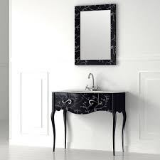 Bathroom Vanity With Seating Area by Magnificent Double Sink Vanities With Makeup Area Using Round