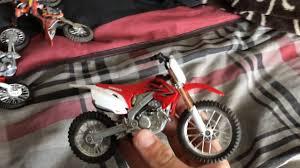 toy motocross bike toy dirt bikes youtube