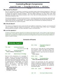 c level application conference objective review of vendors