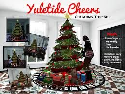 second life marketplace christmas yuletide cheers christmas