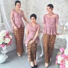 model baju kebaya muslim kebaya muslim batik modern untuk wisuda kebaya ideas