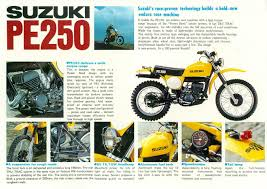 suzuki pe 250
