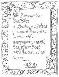 coloring pages for kids by mr adron printable psalm 23 6