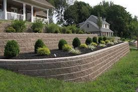 front garden retaining wall gardensdecor com