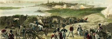 siege of charleston civil war trust