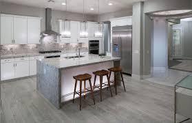 Mixed Metals Kitchen by Interior Design Trends