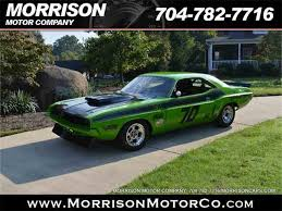 1970 dodge challenger for sale in 1970 dodge challenger for sale on classiccars com 69 available