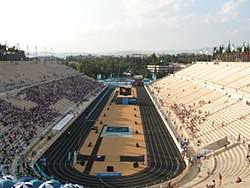 Olympics Venues List Of Olympic Venues In Athletics Wikipedia