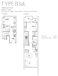 2 Bedroom Condo Floor Plans Fulcrum Fulcrum Condo Register For Condo Preview At 90480660