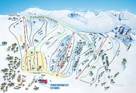 Colorado Ski Map by Charlotte Pass Ski Map Free Download