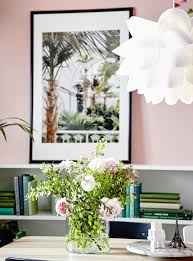 complimentary colors to expand your space