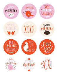 printable stickers valentines free printable valentine s day stickers by emma trithart