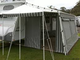 Awning Walls Caravan Annexes Coffs Canvas