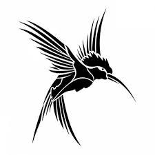 black hummingbird tattoo sketch design ideas tattoomagz
