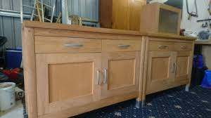 marks and spencer kitchen furniture marks spencer solid oak wood freestanding kitchen units