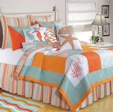 Seashell Queen Comforter Set Seashell Bedding Becomes The Best Alternative Beauty Home Decor
