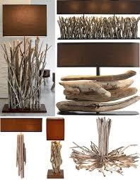 Driftwood Decor Driftwood Decor 24 Dramatic Art Lamps U0026 Lighting Designs