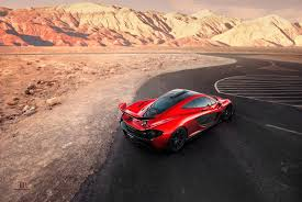 orange mclaren rear mclaren p1 exotic hypercar orange supercar volcano death valley