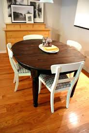 refinish oak kitchen table kitchen table refinishing a kitchen table great for and dining