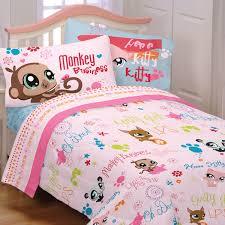Little Mermaid Comforter Littlest Pet Shop Bedding For Little Kids