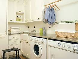 laundry in kitchen kitchen laundry designs coryc me