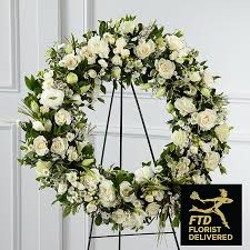 funeral wreaths funeral wreaths floral wreaths for funeral