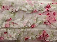 Shabby Chic Shower by Simply Shabby Chic Fabric Shower Curtains Ebay