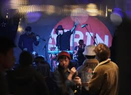 rhonda big clit noise pollution snapline returns namo and japanese bands galore