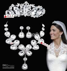 wedding jewelry 2018 classic bridal wedding jewelry sets luxury necklace