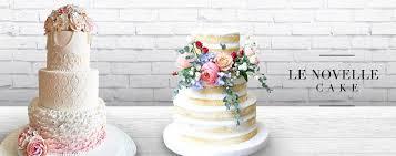 wedding cake jakarta harga le novelle cake weddingku