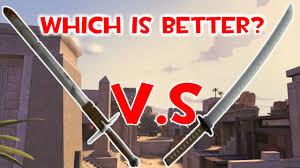 best zatoichi tf2 eyelander vs half zatoichi which is a better sword