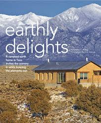 taos rammed earth home homing instinct