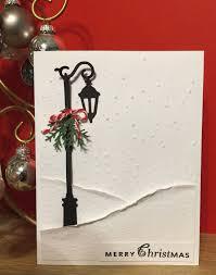 cheap photo christmas cards stin up christmas card kit softly falling card kit christmas