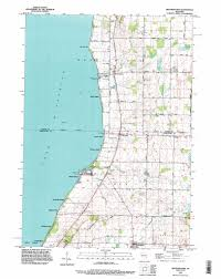Wisconsin Lake Maps Brothertown Topographic Map Wi Usgs Topo Quad 43088h3