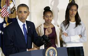 is it yet malia obama look it as president
