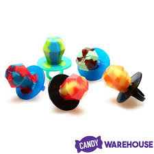 Ring Pop Boxes Ring Pops Twisted 24 Piece Box Candywarehouse Com