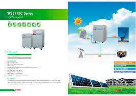 Solar Power Traffic Lights by High Frequency Telecom Outdoor Solar Power System Sps3115c
